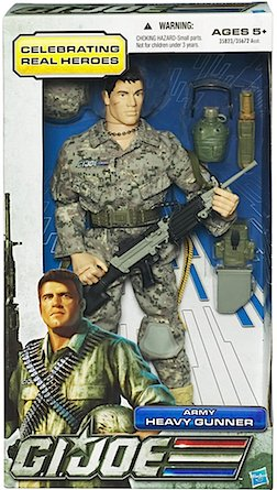Does THIS Jog Your Memory? This is one of the 2011 GIjOEs DePriest quizzed me on. Of course, I remember them now, AND that in actuality, I DID purchase at 3 or 4 of them. (Photo: ebay)