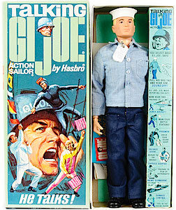 Talking Sailor GIjOE (Photo: Vectis)
