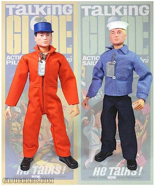 These are the first photos of the actual products being produced by the GIjOE Collector's Club for fans of the 12-inch GIjOE line. (Photo: GIJCC)