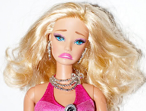 Are we looking at a future without Barbie? A world where children no longer have the interest, desire or attention span required to keep the iconic toy line afloat? Plummeting sales at Mattel appear to bear an ill harbinger of things to come. (Photo: clayzmama)