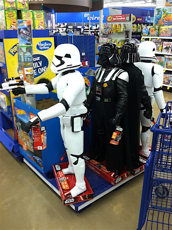 Stormtrooper Toy Star Wars Army Kid-sized Costume