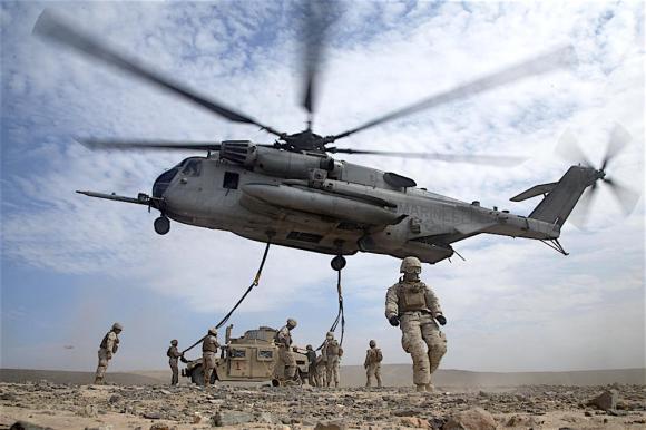 CH-53E Super Stallion AST-1